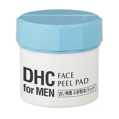 DHC/DHC for MEN フェースピーリングパット 60枚入り