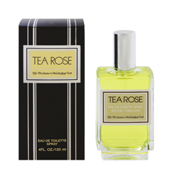 TEA ROSE by Perfumers Workshop For Women EDT Spray 120ml TEA ROSE by Perfumers Workshop For Women EDT Spray