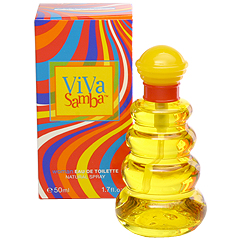 ビバ サンバ ウーマン EDT・SP 50ml VIVA SAMBA WOMEN EAU DE TOILETTE SPRAY