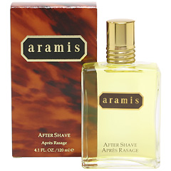 アラミス アフターシェーブ 120ml ARAMIS AFTER SHAVE APRES RASAGE