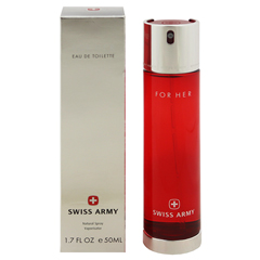 スイスアーミー フォーハー EDT・SP 50ml SWISS ARMY FOR HER EAU DE TOILETTE SPRAY