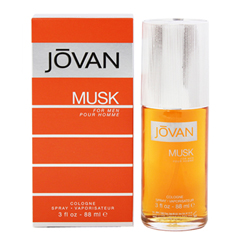 ジョーバン ムスク フォーメン EDC・SP 88ml JOVAN MUSK FOR MEN COLOGNE SPRAY