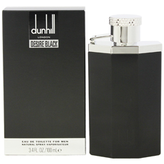 デザイア ブラック EDT・SP 100ml DESIRE BLACK FOR MEN EAU DE TOILETTE SPRAY
