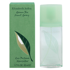 グリーンティー EDT・SP 50ml GREEN TEA SCENT EAU PARFUMIE SPRAY