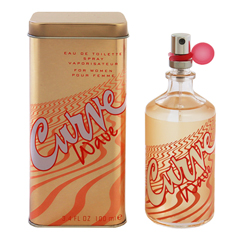 カーヴ ウェーブ EDT・SP 100ml CURVE WAVE FOR HER EAU DE TOILETTE SPRAY