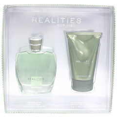 リアリティーズ フォーメン (セット)  REALITIES FOR MEN COLOGNE SPRAY/AFTER SHAVE SOOTHER