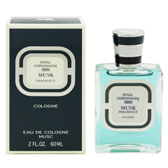 ロイヤル コペンハーゲン ムスク EDC・BT 60ml ROYAL COPENHAGEN MUSK EAU DE COLOGNE
