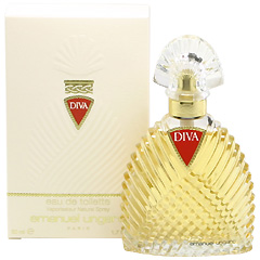 ディーバ EDT・SP 50ml DIVA EAU DE TOILETTE SPRAY