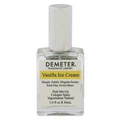 バニラアイスクリーム EDC・SP 30ml VANILLA ICE CREAM PICK ME UP COLOGNE SPRAY