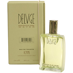 デルジェ マスキュリンウォーター EDT・SP 100ml DELVGE MASCULINE WATER HOMME EAU DE TOILETTE SPRAY