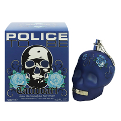ポリス トゥービー タトゥーアート フォーヒム EDT・SP 125ml POLICE TO BE TATTOOART EAU DE TOILETTE FOR MAN SPRAY