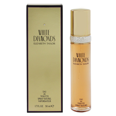 ホワイト ダイヤモンド EDT・SP 50ml WHITE DAIMONDS EAU DE TOILETTE SPRAY