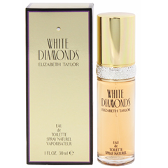 ホワイト ダイヤモンド EDT・SP 30ml WHITE DAIMONDS EAU DE TOILETTE SPRAY