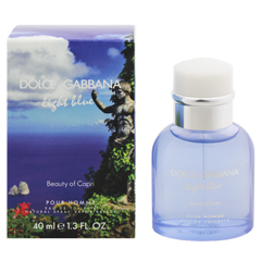 ライトブルー ビューティー オブ カプリ EDT・SP 40ml LIGHT BLUE BEAUTY OF CAPRI EAU DE TOILETTE SPRAY