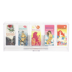 エスカーダ コレクターズ エディション (2007) ミニ香水セット 4ml×5 ESCADA COLLECTORS EDITION/IBIZA HIPPIE EDT/ISLAND KISS EDT/ROCKIN RIO EDT/PACIFIC PARADISE EDT/SUNSET HEAT EDT