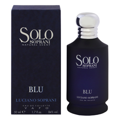 ソロ ブルー EDT・SP 50ml SOLO BLU EAU DE TOILETTE SPRAY