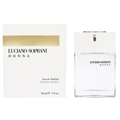ルチアーノ ソプラーニ ドンナ EDT・SP 30ml LUCIANO SOPRANI DONNA EAU DE TOILETTE SPRAY