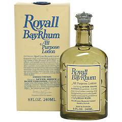 ロイヤル ベイ ラム EDC・BT 240ml ROYALL BAYRHUM ALL PURPOSE LOTION BODY COLOGNE