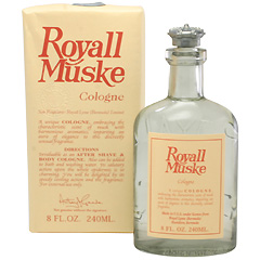 ロイヤル ムスク EDC・BT 240ml ROYALL MUSKE ALL PURPOSE LOTION BODY COLOGNE