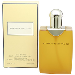 アドリエンヌ ヴィッタディーニ バスシャワージェル 200ml ADRIENNE VITTADINI LUXURIOUS BATH AND SHOWER GEL GEL LUXUEUX POUR LE BAIN ET LA DOUCHE