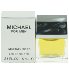 マイケル フォーメン ミニ香水 EDT・SP 5ml MICHAEL FOR MEN EAU DE TOILETTE