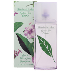 グリーンティー エキゾチック (箱なし) EDT・SP 100ml GREEN TEA EXOTIC EAU DE TOILETTE SPRAY