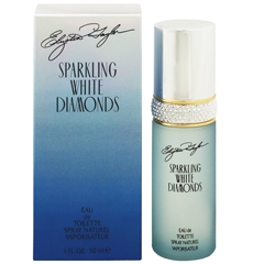 スパークリング ホワイト ダイヤモンド (B級品) EDT・SP 30ml SPARKLING WHITE DIAMONDS EAU DE TOILETTE SPRAY