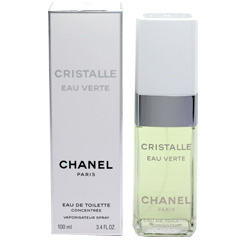クリスタル オーヴェルト (箱なし) EDT・SP 100ml CRISTALLE EAU VERTE EAU DE TOILETTE SPRAY