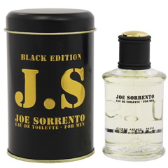 JS ブラック (箱なし) EDT・SP 100ml J.S JOE SORRENTO BLACK EDITION EAU DE TOILETTE SPRAY