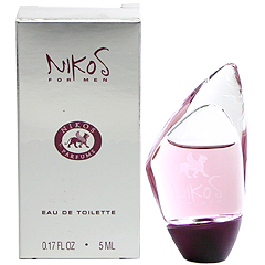 ニコス フォーメン ミニ香水 EDT・BT 5ml NIKOS FOR MEN EAU DE TOILETTE