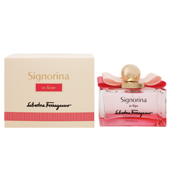 シニョリーナ イン フィオーレ (箱なし) EDT・SP 100ml SIGNORINA IN FIORE EAU DE TOILETTE SPRAY