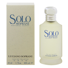 ソロ (箱なし) EDT・SP 50ml LUCIANO SOPRANI