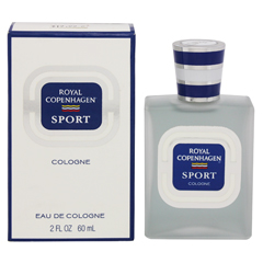 ロイヤル コペンハーゲン スポーツ (箱なし) EDC・SP 60ml ROYAL COPENHAGEN SPORT EAU DE COLOGNE SPRAY