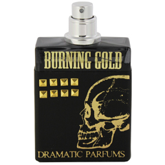 バーニング ゴールド (テスター) EDT・SP 50ml BURNING GOLD EAU DE TOILETTE SPRAY TESTER