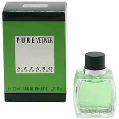 ピュアベチバー ミニ香水 EDT・BT 7.5ml PURE VETIVER EAU DE TOILETTE