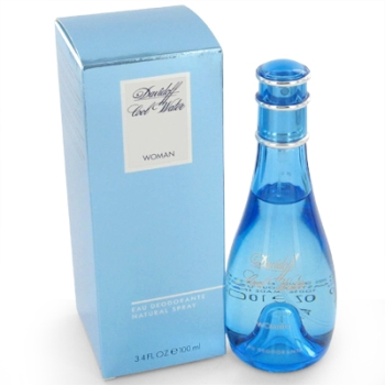 DavidoffCOOL WATER by Davidoff For Women Deodorant Spray