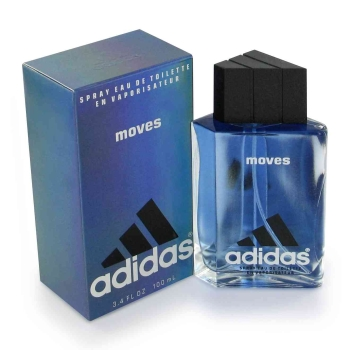 CotyAdidas Moves by Coty For Men EDT Spray