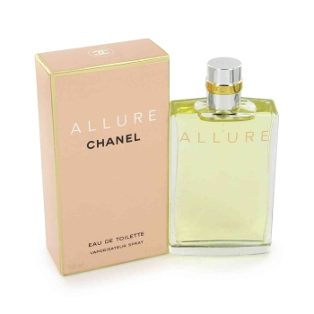 ChanelALLURE by Chanel For Women EDT Spray