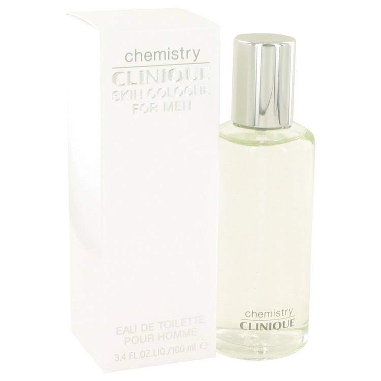 CliniqueCHEMISTRY by Clinique for Men EDT Spray (Skin Cologne)