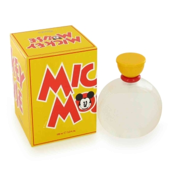 DisneyMICKEY Mouse by Disney For Men EDT Spray