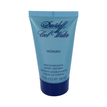 COOL WATER by Davidoff For Women Body Lotion 50ml COOL WATER by Davidoff For Women Body Lotion