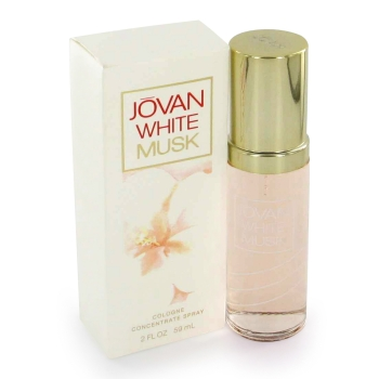 JovanJOVAN WHITE MUSK by Jovan For Women Cologne Spray