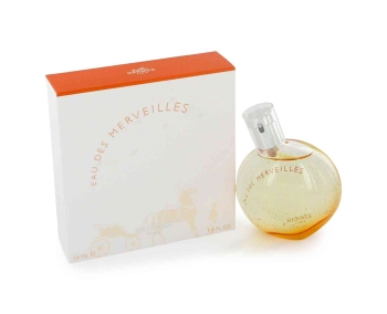 HermesEau De Merveilles by Hermes For Women EDT Spray