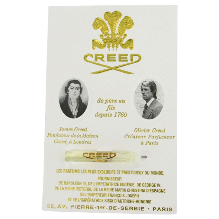 CreedCHEVREFEUILLE ORIGINAL for Men Vial (sample)