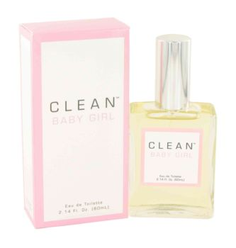 CleanClean Baby Girl by Clean for Women EDT Spray