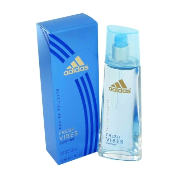 AdidasAdidas Fresh Vibes by Adidas For Women EDT Spray
