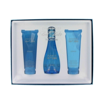 DavidoffCOOL WATER by Davidoff For Women Gift Set
