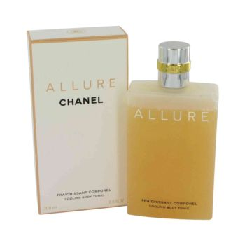 ChanelALLURE by Chanel For Women Cooling Body Tonic