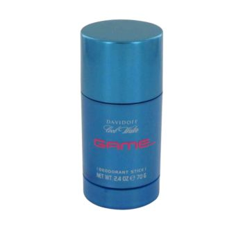 DavidoffCool Water Game by Davidoff For Women Deodorant Stick