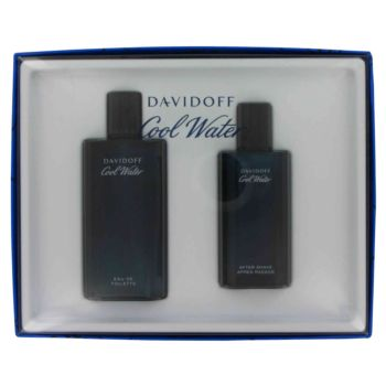 DavidoffCOOL WATER by Davidoff For Men Gift Set
